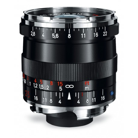 Zeiss ZM Biogon T* 2,8/25mm noir